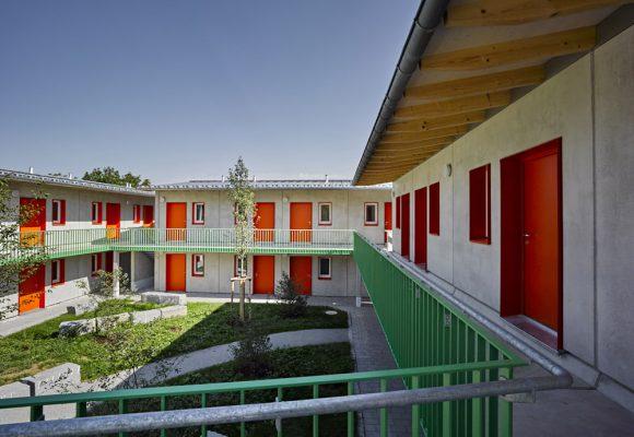 Wohnungen für obdachlose Menschen, Landsberg Lech