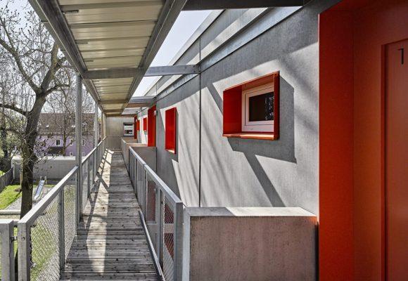 eap Architekten und Stadtplaner, Einfachstwohnen, Erding