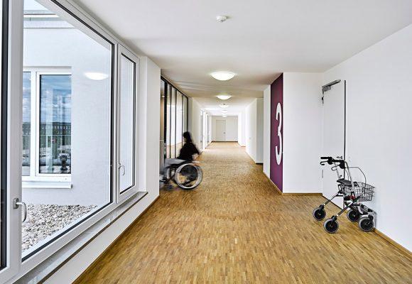 eap Architekten und Stadtplaner, Inklusive Wohnformen, Modellvorhaben, barrierefrei