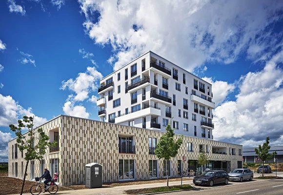 Inklusives Wohnen an der Stinnesstraße in Ingolstadt