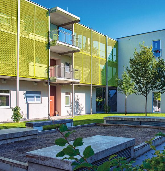 Mehrgenerationenwohnen, Königsbrunn