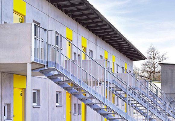 Wohnen für obdachlose Menschen, Ingolstadt