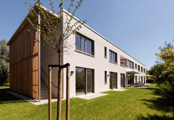 Wohnheim für 16 Menschen mit Behinderung, Altötting