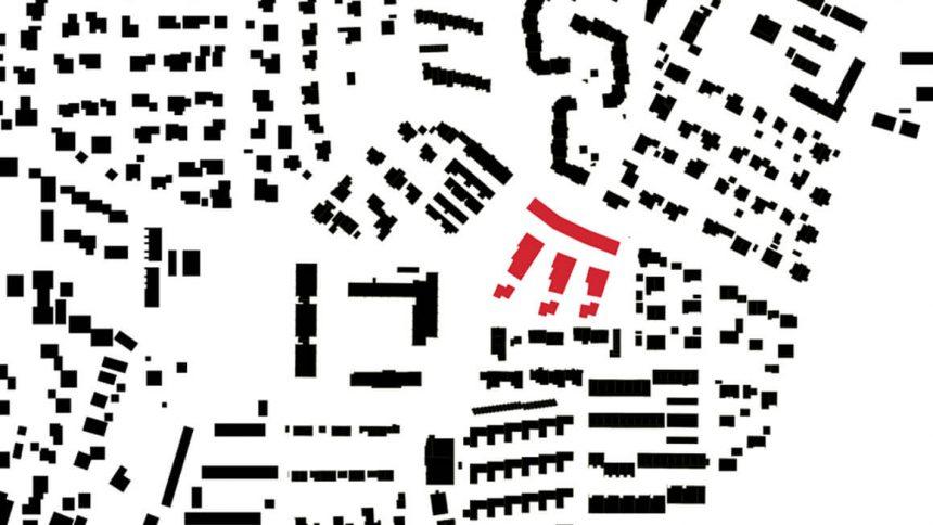 Städtebaulicher Vorentwurf, Wohnbebauung, Kempten-Sankt Mang