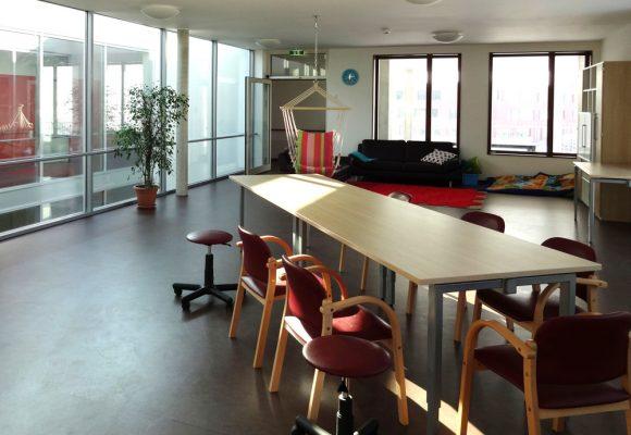 Wohn- und Pflegeheim, Ingolstadt, Aufenthaltsraum