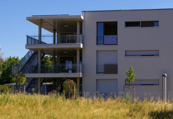 Wohn- und Pflegeheim, Ingolstadt, aussen